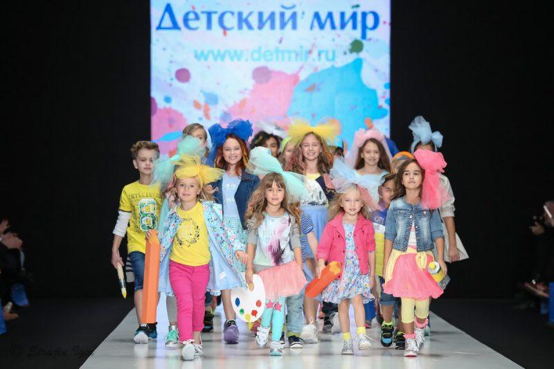 Детский мир, Оксана Федорова,Mercedes-Benz Fashion Week Russia