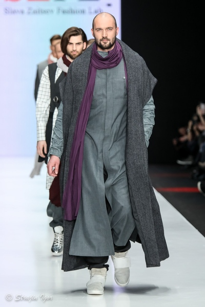 SLAVA ZAITSEV представляет Лабораторию моды