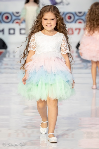 "Evelin Kids fashion show!  парке ""Музеон"""