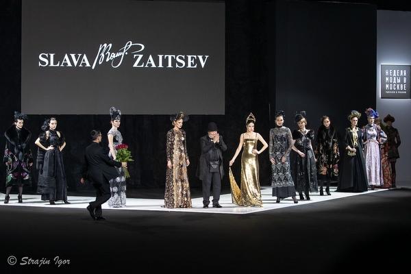 ГАЛА-ПОКАЗ открытия Недели моды в Москве