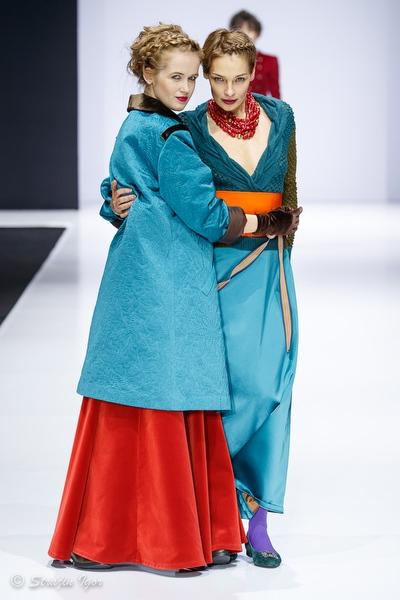 TEPLITSKAYA DESIGN на Неделе моды в Москве