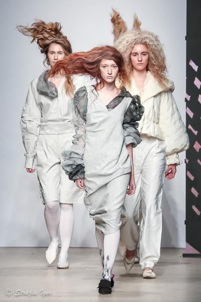БВШД «Дизайн одежды» / BHSAD 'Fashion Design'
