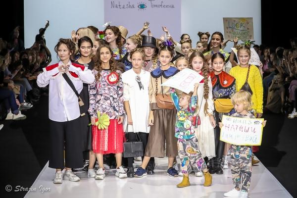 NATASHA TIMOFEEVA Fashion Show Moscow Fashion Week