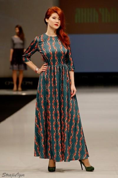 Коллекция женской одежды Анна Чапман