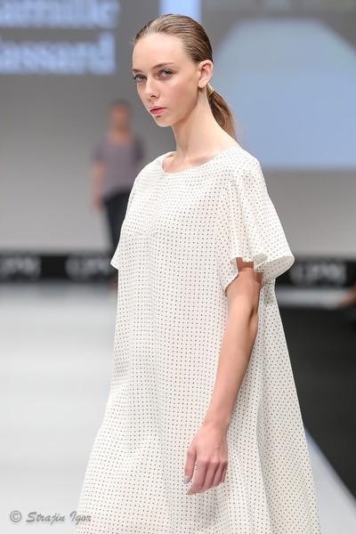 Daria Gerekli for Camille Cassard