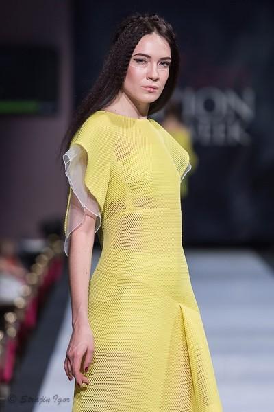 Коллекция Elena Shipilova с часами «НИКА» на Estet Fashion Week