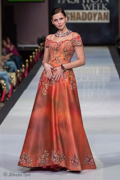 KEVORK SHADOYAN наEstet Fashion Week