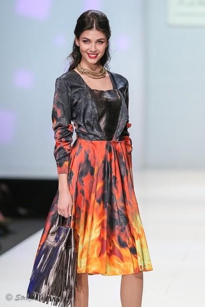 Lisa Romanyuk осень-зима 2015-2016