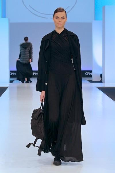 Masha Sharoeva на CPM-Moscow