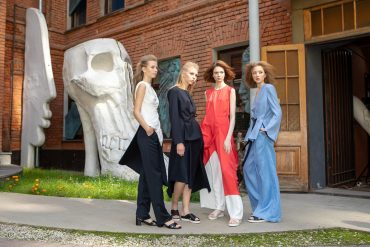 Конкурс молодых дизайнеров Burda Fashion Start