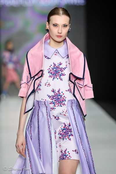 "Istituto Marangoni The School of Fashion, Art & Design presents ""The Moscow Fashion Show"""