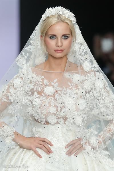«Восточная сказка» коллекция свадебных платьев от Speranza Couture