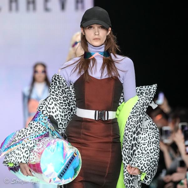 Anastasia Dokuchaeva осень-зима 2018/19