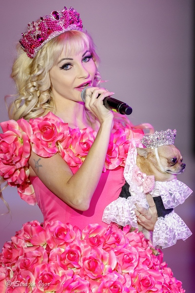 TATIANA TUZOVA RUSSIAN BARBIE