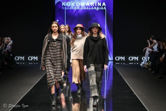 Kokomarina на выставке моды CPM Collection Premere Moscow