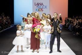 LANA2ROCK коллекция «Happy Day» на Неделе Моды в Москве.