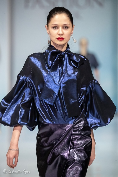JULIA DALAKIAN на Estet Fashion Week