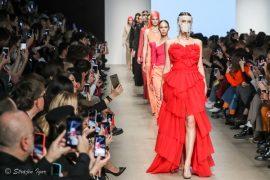 Femme de Mars Fashion Show Moscow Mercedes-Benz Fashion Week Russia