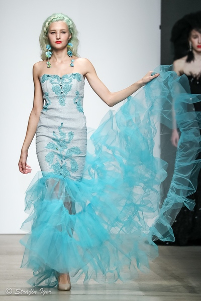Sardinia Glam Fashion Show Moscow Mercedes-Benz Fashion Week Russia