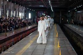 Alexander Arutyunov Fashion Show Moscow Mercedes-Benz Fashion Week Russia