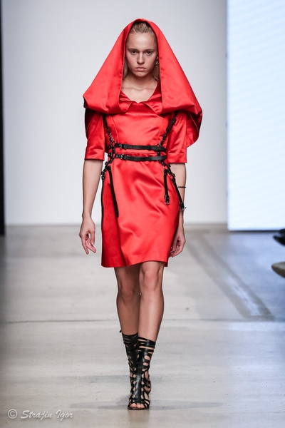 EXPATS COLLECTIVE Fashion Show Moscow Mercedes-Benz Fashion Week Russia
