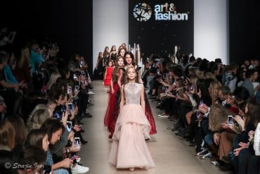 VERALETTA & Diamond kids на неделе моды Mercedes-Benz Fashion Week Russia.