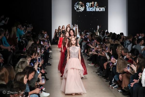 VERALETTA & Diamond kids на неделе моды Mercedes-Benz Fashion Week Russia.