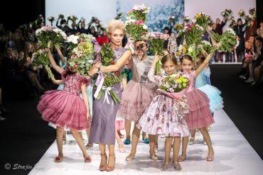 Alisia Fiori Fashion Show Moscow Fashion Week