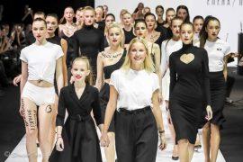 ЕЛЕНА ЛЕТУЧАЯ Fashion Show Moscow Fashion Week