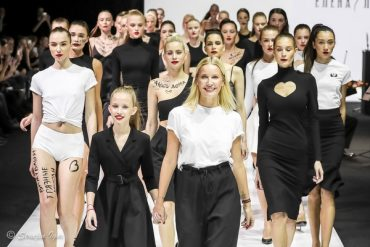 ЕЛЕНА ЛЕТУЧАЯ Fashion Show Moscow Fashion Week