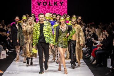 Бренд VOLKY Fashion Show Moscow Fashion Week