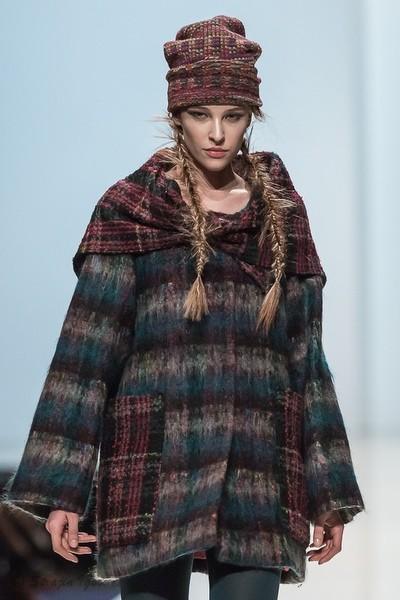 Модный дом Елены Шипиловой коллекция «Возвращение к истокам» осень-зима 2015-2016