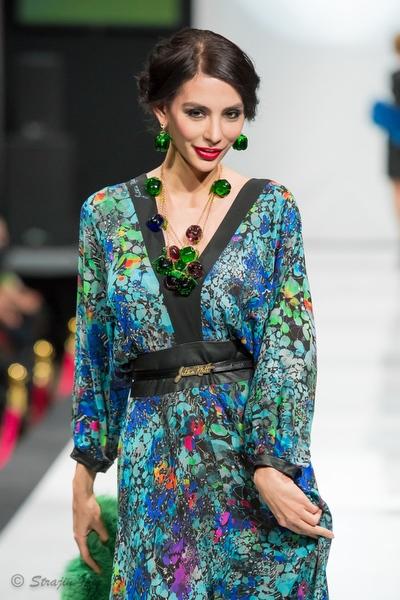 Jitka Klett на Estet Fashion Week.