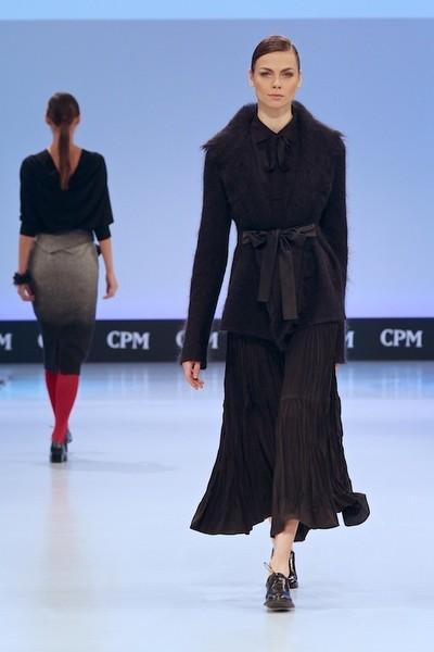 Lilia Kisselenko показ на CPM-Moscow