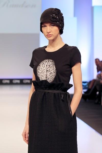 Polina Raudson на CPM-Moscow