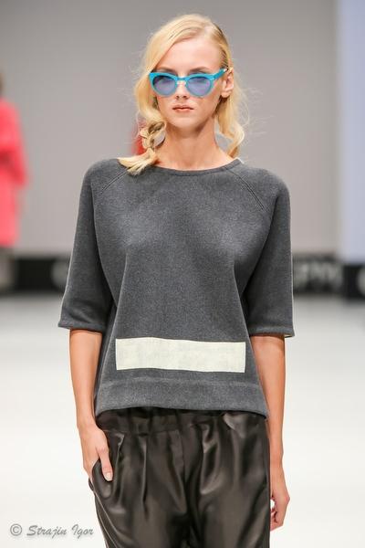 YULIA NIKOLAEVA показ на CPM